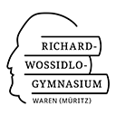 Richard-Wossidlo-Gymnasium Waren Logo